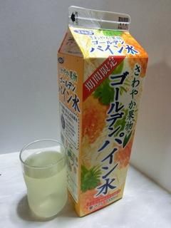 エルビー さわやか果実 ゴールデンパイン水(1リットル ...
